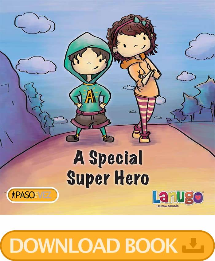 "Download ""A Special Super Hero"""