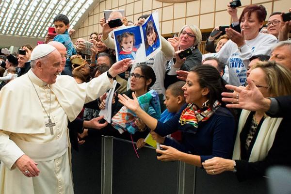 Conferencia sobre el autismo en El Vaticano