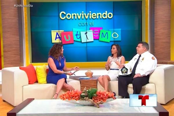 Sofía habla de sus hijos en Un Nuevo Día