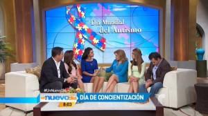 Sofía Lachapelle habla de sus hijos autistas